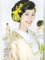 2015秋冬花嫁きもの●佐々木