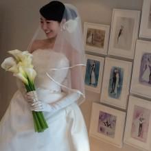 オルガンザ花嫁1